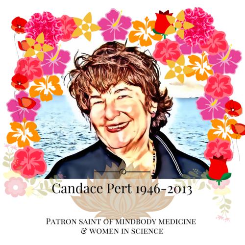 Candace Pert 1946-2013-2